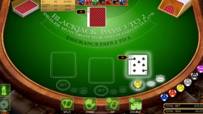 Play Blackjack Online For Money