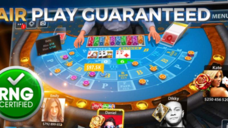 Play Casino Games For The Thrills Of The Experience