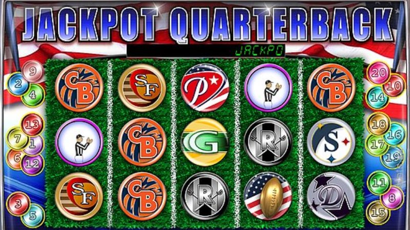 How To Play Jackpot Quarterback Slot