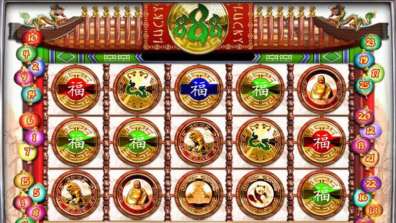 How To Play Lucky 888 Slot