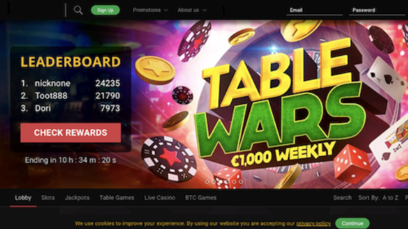 A Critique Of Online Casinos