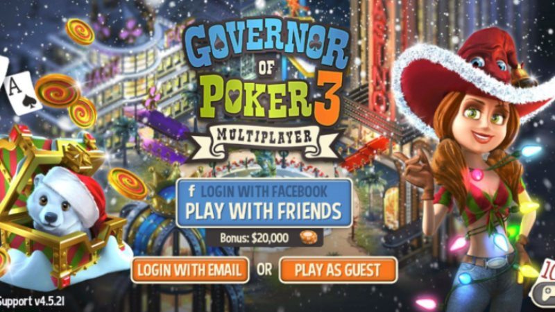 Have Fun With Governor Poker
